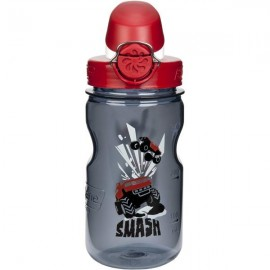 Bidon NALGENE OTF Kids Cap and Smash 350ml Szary