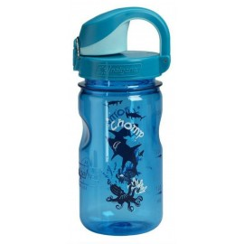 Bidon NALGENE OTF Kids Cap and Chomp 350ml Grafit