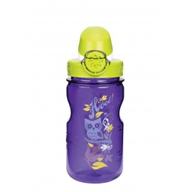 Bidon NALGENE OTF Kids Cap and Hoot 350ml Fiolet