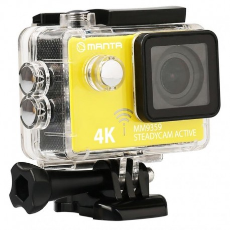 Kamera sportowa Manta MM9359 (WiFi, 4K)